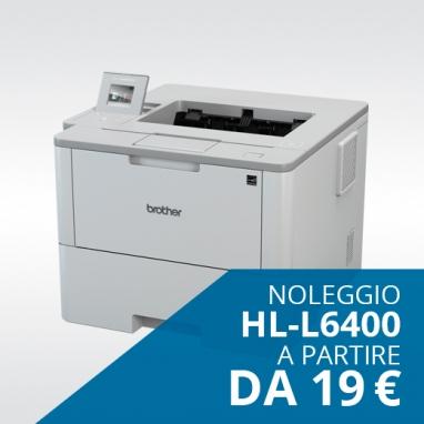 Noleggio stampante Brother da 19€